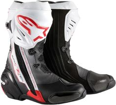 Alpinestars Supertech R Street Riding Motorcycle Boots All Sizes All Colors 7e7ac90d0e2