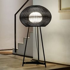Garota 02 Outdoor Floor Lamp