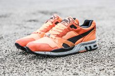 Love the color on these! PUMA Mesh Evolution Pack II