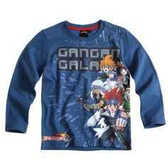T-Shirt Beyblade Manches longues