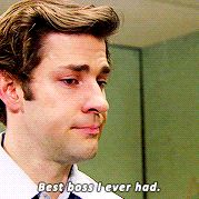 17 Times Jim Halpert Made You So Happy You Cried; I WOULD ADD WHEN HE FOUND OUT PAM WAS HAVING A GIRL.