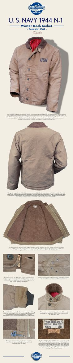 WWII USN N-1 Deck Jacket (faithful repro of the one Paul Newman is wearing in the adjacent pic).