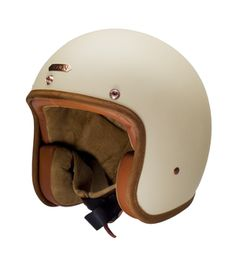 HEDONIST CRÈME (2 of 4).jpg Open Face Motorcycle Helmets, Motorcycle Riding 678468dbb64a