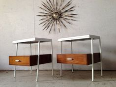 Vista of California Mid Century Modern Pair by groovygirl60