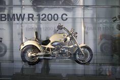 Design inspiration / artefacts - BMW R1200C