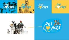 Branding para Pet Lovers, evento voltado para o mercado pet.