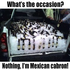 ༻❁༺ ❤️ ༻❁༺ What's The Occasion? | Nothing, I'm Mexican Cabron! ༻❁༺ ❤️ ༻❁༺