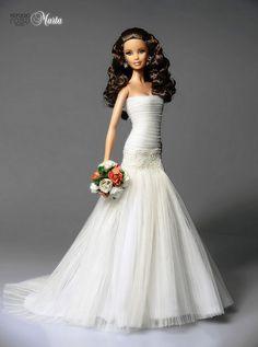 #bridal #doll #wedding #gowns [refugioRosa/DavidBocci]  ..1..4 qw