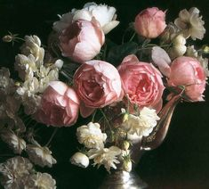 Love old roses