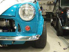 "Garage Mini 10x7"" -20 offset wheels"