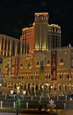 Las Vegas. Nevada.