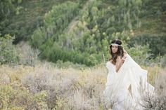 Gorgeous boho inspired session on utah bride blog. Jessica white photography