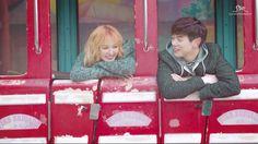 K-pop, Red Velvet Wendy and Eric Nam, Spring Love