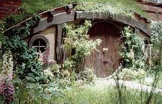 Hobbit Hole 1.0. You know, for the kids.