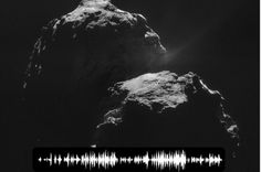 Eerie Sound Detected Coming From Rosetta's Comet | IFLScience  Can't wait to see what musicians do with remixing this!