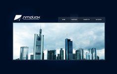 Simplicix Media Website by zblowfish.deviantart.com on @deviantART