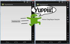 http://www.kodcuherif.com/android-sayfalar-arasi-gecis.html Android Sayfalar Arası Geçiş