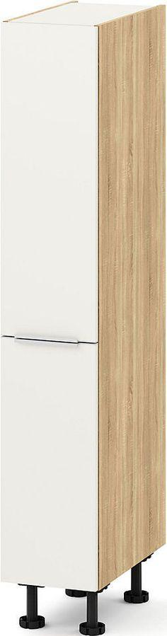 Hängeschrank »2 Türen, 2 Einlegeböden, 18 Sichtboxen, in