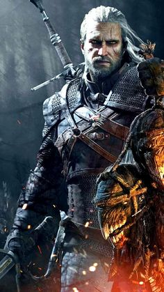 1080p And Some 4k Wallpaper For Phones Witcher Pinterest The