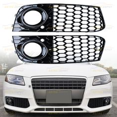 2Pcs Car No-Grill Gas Fuel Brake Pedal Pad Cover For Jeep COMPASS PATRIOT 08-16