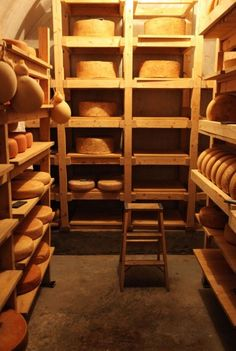 Murray's Cheese in NYC - Tour cheese caves (samples!), visit the store with amazing selections, then dine at the Cheese Bar a few doors down. Waiters discuss preferences and hand-select cheeses just for you! Heaven.