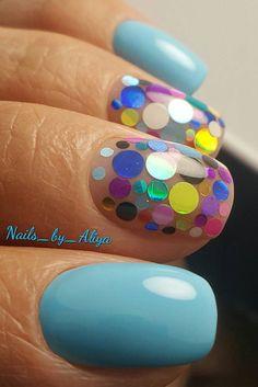 Pretty Summer Nail Art Designs picture 1