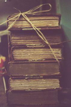 Libros antiguos: un regalo