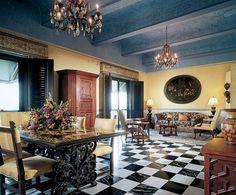 El Convento : Interiors + Inspiration : Architectural Digest