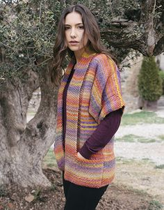 beginners Beginners 5 book of Autumn / Winter from KATIA Knitting Patterns Free, Knit Patterns, Sewing Essentials, Knit Vest Pattern, Plus Size Sewing, Yarn Brands, Winter Jackets Women, Crochet Fashion, Dame
