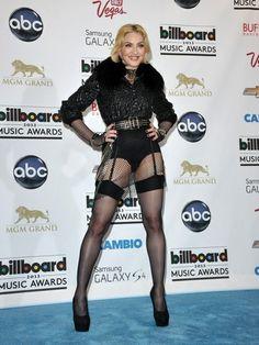 ¿Qué #dietas siguen las #famosas para estar en forma?: #Madonna