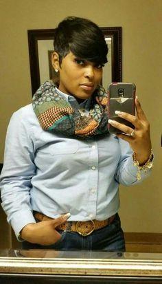 Hair styles on Pinterest | Tree Braids, Black Women and Short ...