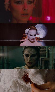 Black Swan, 2010 (dir. Darren Aronofsky) By Fuoritempo