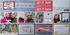 Winter Fun - Scrapbook.com