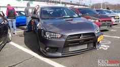 2014 EVO vs WRX @ Englishtown Raceway Park