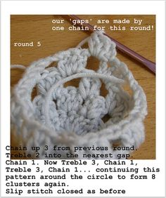 image 9 : crocheted baubles | Flickr - Photo Sharing!
