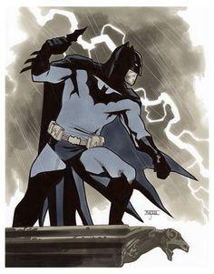Batman by Mahmud Asrar
