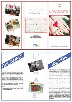 Brochure per evento