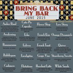 Bring Back My Bar June 2015