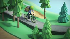 Fan short animation about small journey outside