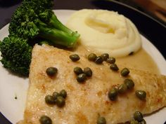 Recipe for Walleye Meuniere-Style