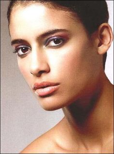 Actress Jessica Clark- Indian, Nigerian, English and Irish.