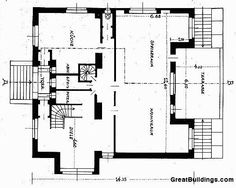 architectural musings: Adolf Loos' Steiner House