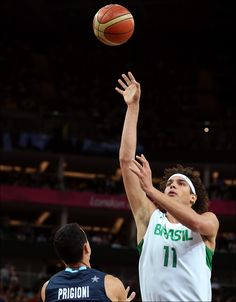Anderson Varejao - 2012 Olympics | THE OFFICIAL SITE OF THE CLEVELAND CAVALIERS