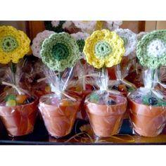 Bloempotjes (arlequinobaby.com) Small Gifts, Child Room, Little Gifts, Stocking Stuffers
