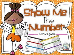 Show Me the Number Expanded Notation, Expanded Form, Tens And Ones, Place Values, Show Me, Numbers, Students, Writing, Group