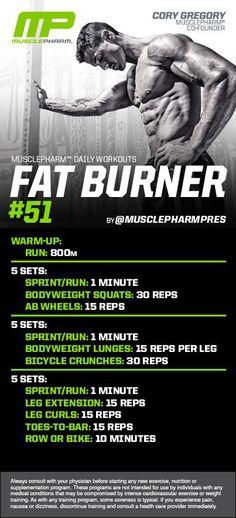 Fat burner #51