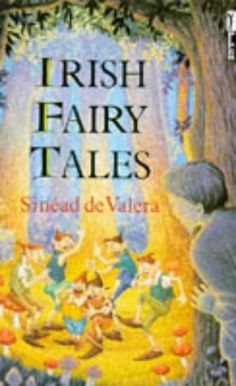 Irish Fairy Tales- My dad actually bought this for me when he traveled to Dublin