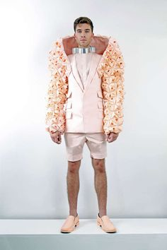 The Long Tran Spring 2013 Collection Features Intricate Construction trendhunter.com
