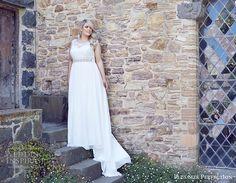 plus size perfection bridal 2016 cap sleeves thick straps sweetheart illusion jewel a line lace bodice wedding dress (lee) fv romantic elegant -- Plus Size Perfection Wedding Dresses