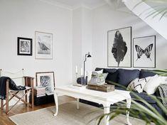 Post: Pintar o no pintar una pared interior de ladrillo visto --->> blog decoracion interiores, cocinas modernas blancas, cocinas pequeñas, cocinas suecas, decoración cocinas, decoración en blanco, decoración estilo nórdico, estilo nórdico escandinavo, pared interior de ladrillo visto